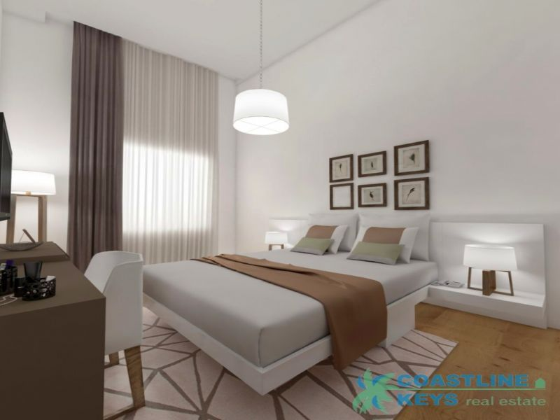 Property under construction in Antalya title=