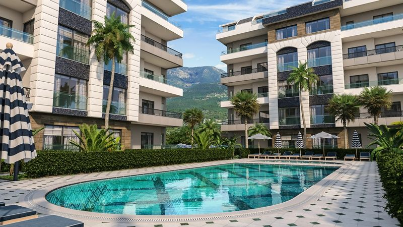 Super apartments in Alanya, Oba! title=
