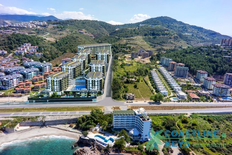 Commercial estate for sale in Alanya title=