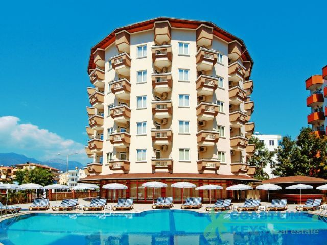 4* Hotel for sale in Oba center, Alanya title=