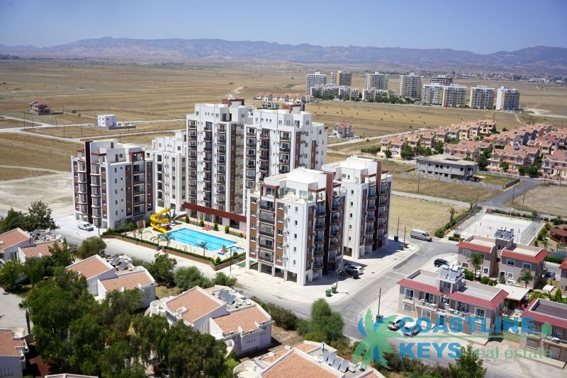 Apartments in North Cyprus title=