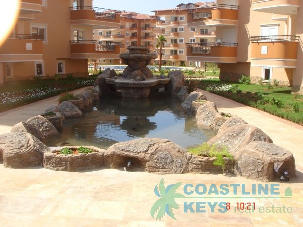 Cosy apartment complex in Oba title=