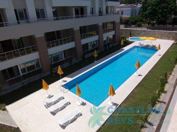 Apartments in the center of Kemer title=