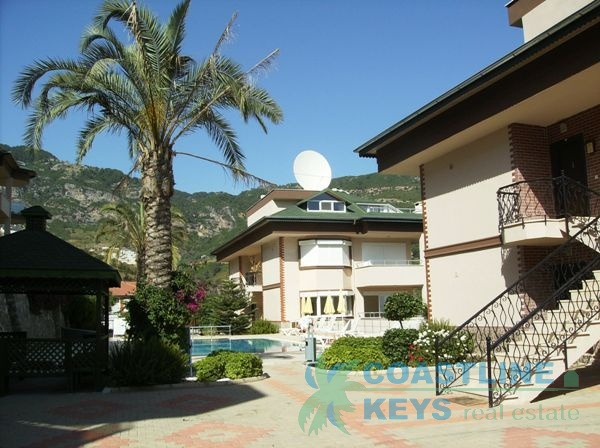 Dublexes in Alanya with incredible views title=