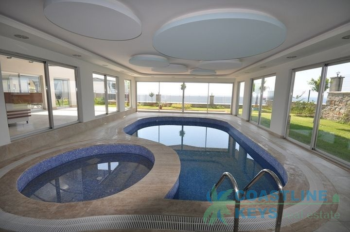 Spectacular sea view apartments in Alanya title=
