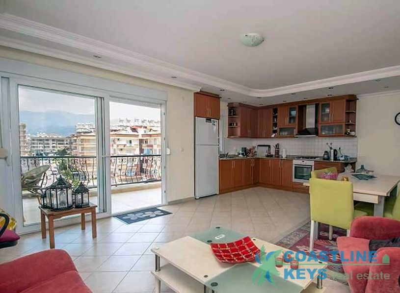3 bedroom penthouse in Oba center. Alanya title=