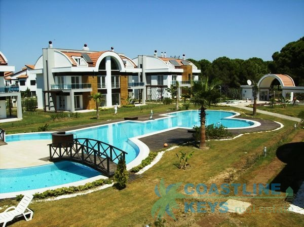 Luxurious villas in Belek title=