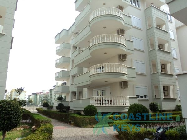 Apartment in Oba with sea view title=