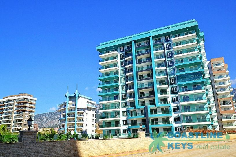 Special offer - 1-bedroom apartment in Mahmutlar title=
