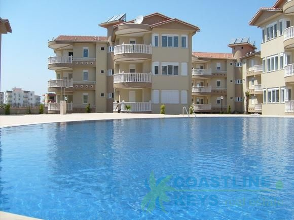 Apartment in Belek by the river title=