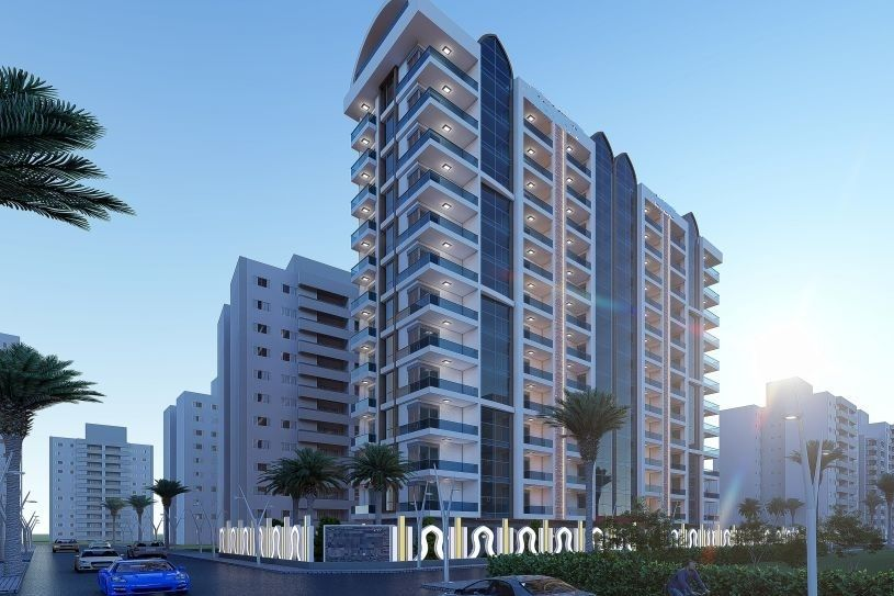 Property with payment plan in Mahmutlar title=