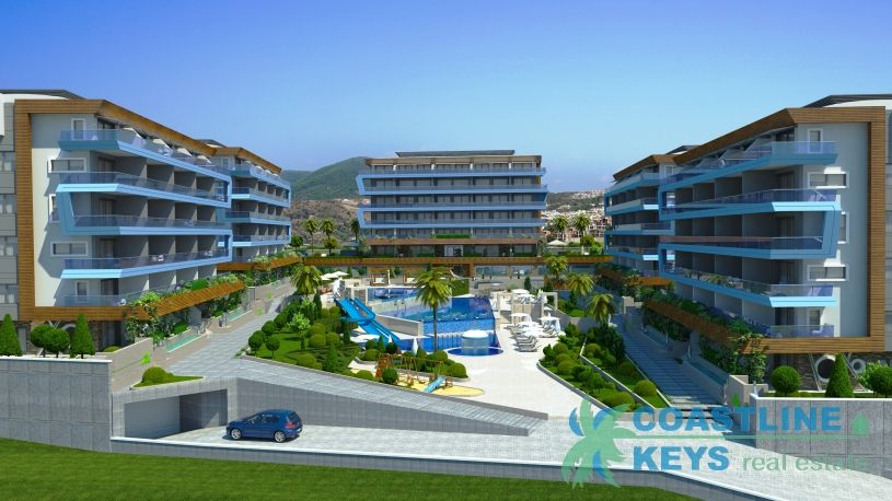Property with payment plan in Alanya title=