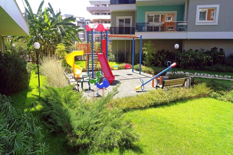 Apartments for sale in Oba area, Alanya title=