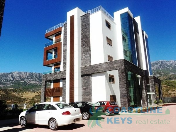 Luxurious apartments in Alanya Goldcity title=