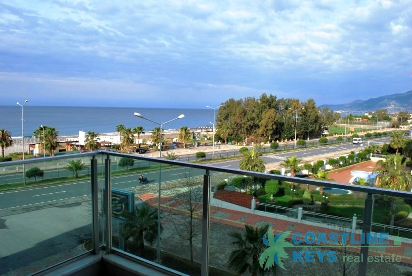 Apartments with sea view in Alanya title=