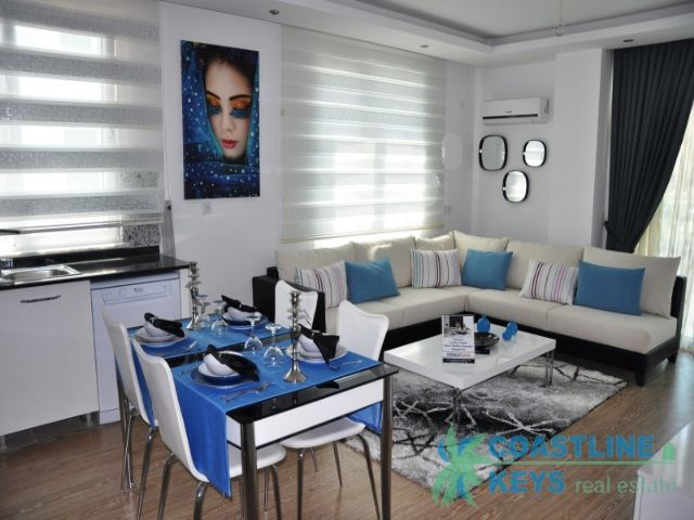 Property in Alanya by the river title=