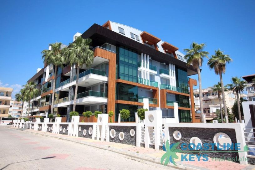 Apartments with good location in Oba, Alanya title=