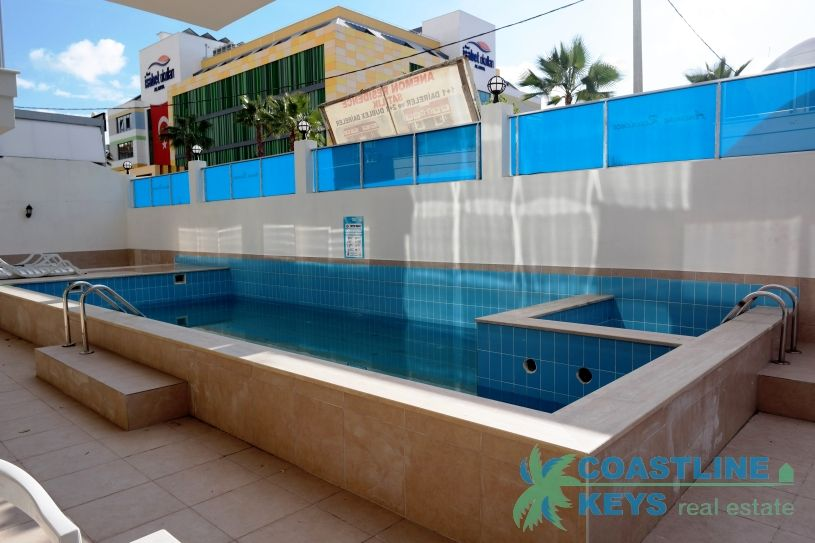 New property in Alanya center title=
