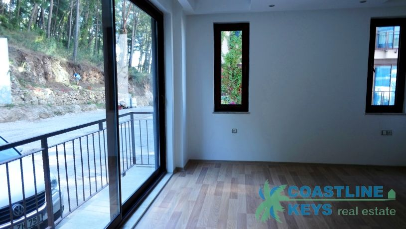 Duplex with panoramic view in Kargicak title=