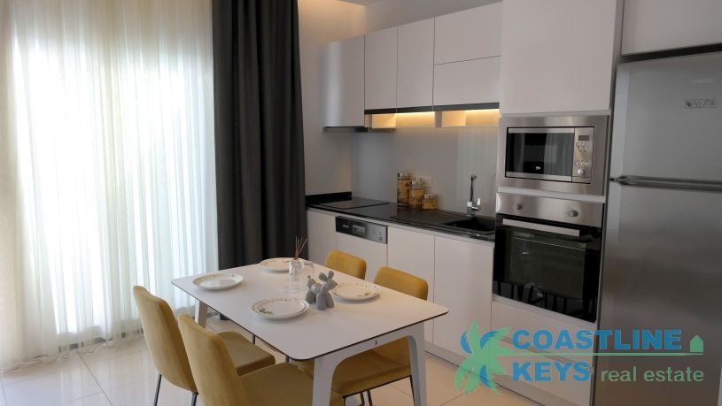 New apartments in the Oba area, Alanya title=