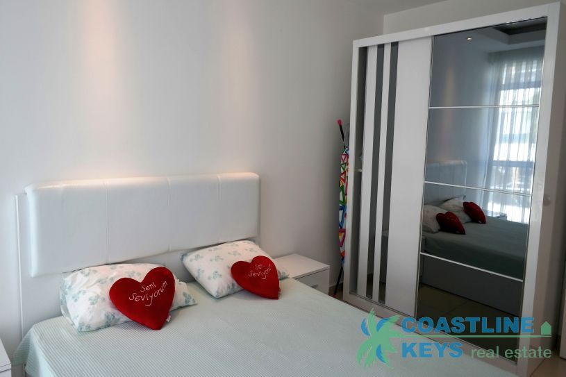 1-bedroom apartment for rent in Alanya city center title=