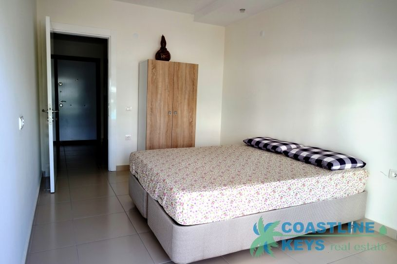 Furnished 1-bedroom apartment in Oba title=