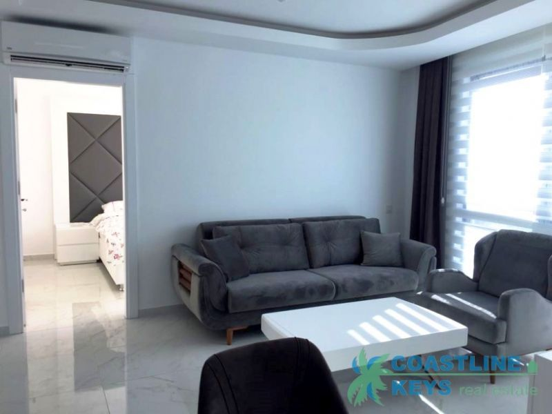 2-bedroom apartment for rent near the Cleopatra Beach title=