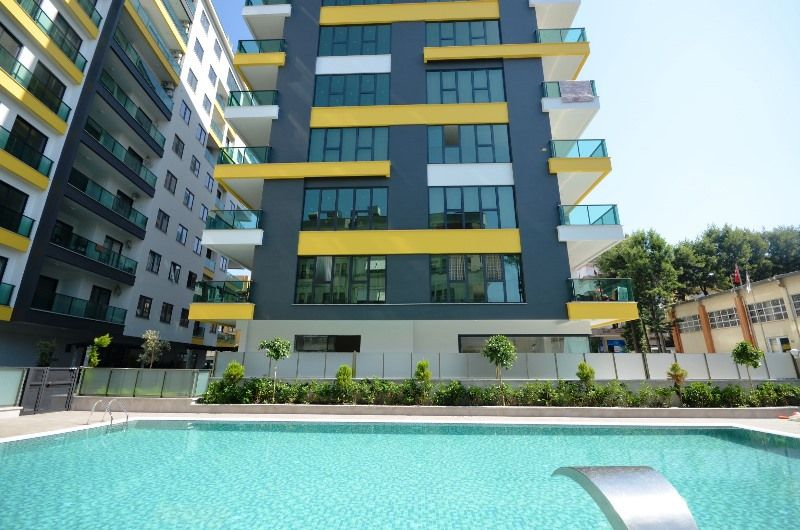 New residence in Alanya City center title=
