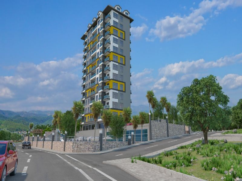 New project from 1 of the best construction company in Alanya! title=