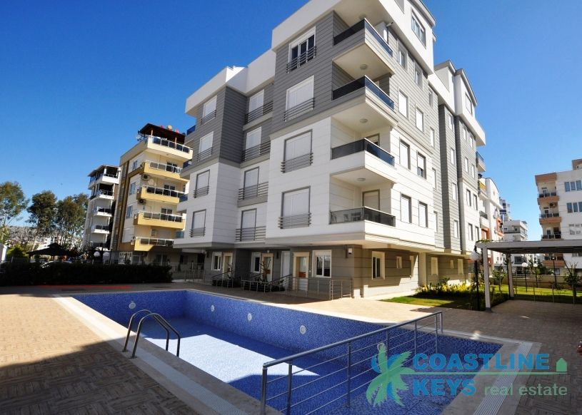 New property in Konyaalti, Antalya title=