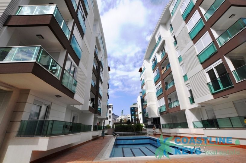New apartments in Antalya title=