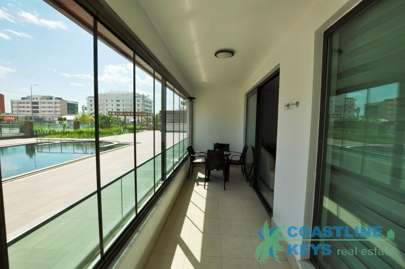Apartment for rent in Antalya title=