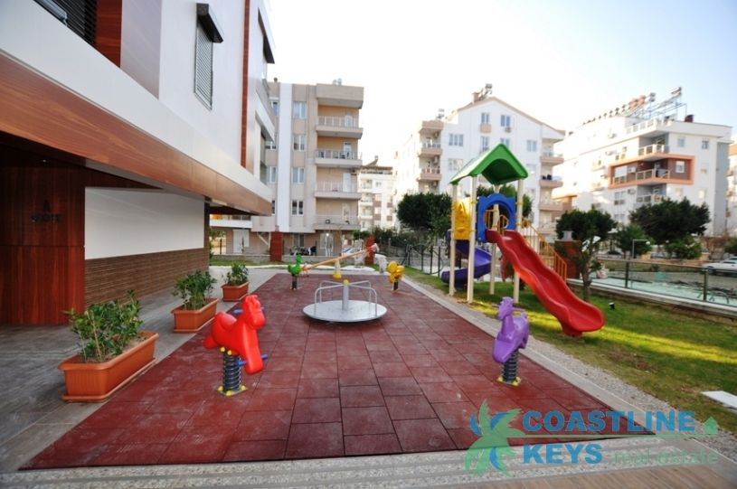 Elite residence with new apartments in Liman, Antalya title=