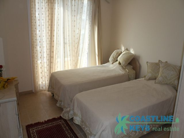 Fully furnished resale 2+1 apartment in Didim title=