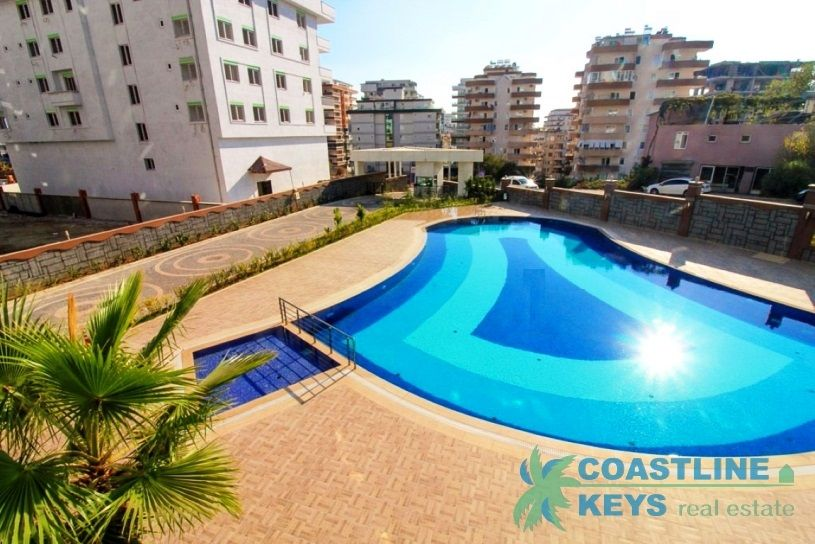 New residence with numerous facilities in Mahmutlar title=
