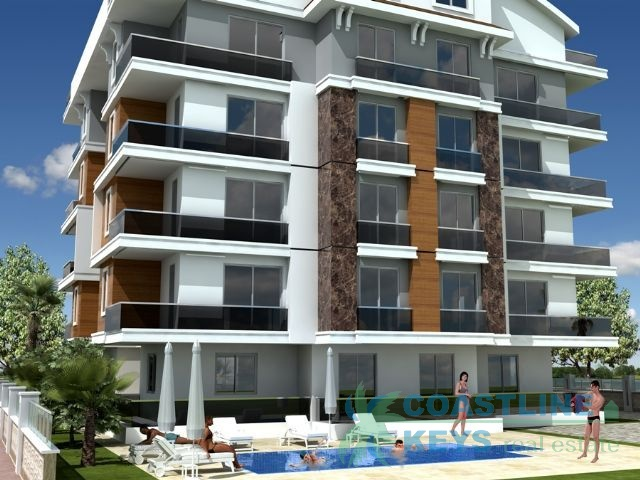 Budget apartments in Antalya title=