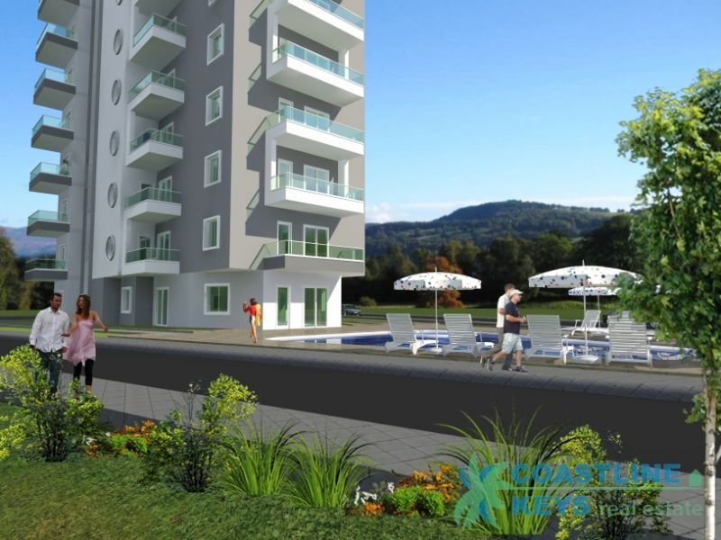 Property under construction with payment plan, Avsallar title=