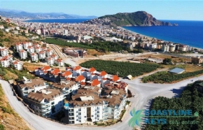 11750 - Properties in Alanya Kleopatra Beach