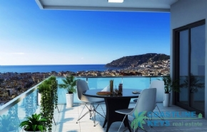11684 - Properties in Alanya City Center
