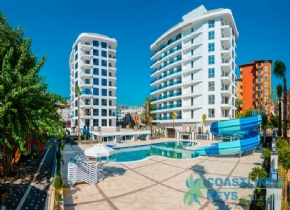 11708 - Properties in Alanya Kleopatra Beach