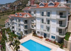11819 - Properties in Alanya City Center