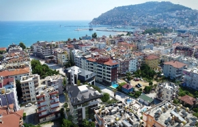 11844 - Properties in Alanya City Center