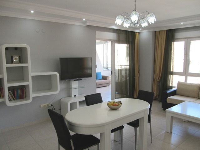 Fulle furnished 2-bedroom apartment in Tosmur title=