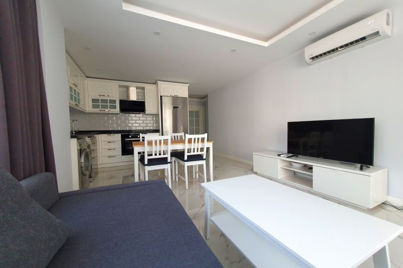 Cozy apartment for rent with great central location, Alanya title=
