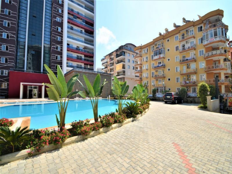 Very big apartment 1+1 in Alanya! title=
