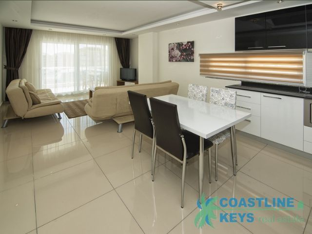 Apartmetns in a nice residence in Alanya title=