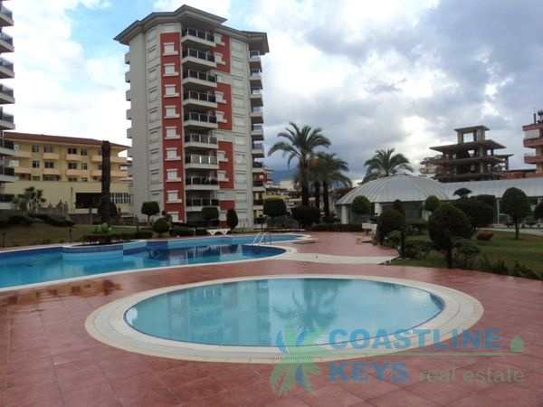 Luxurious residence in Alanya title=