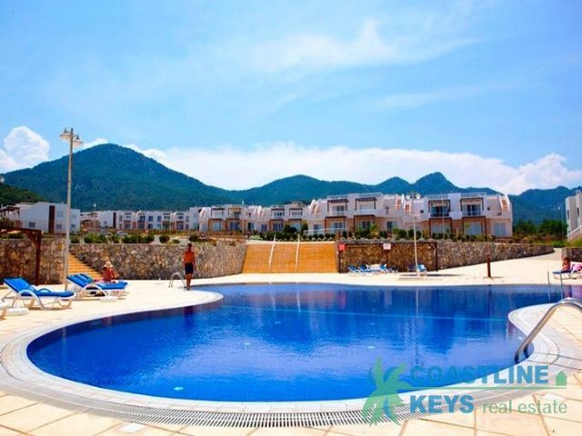 Apartments with sea view in North Cyprus title=