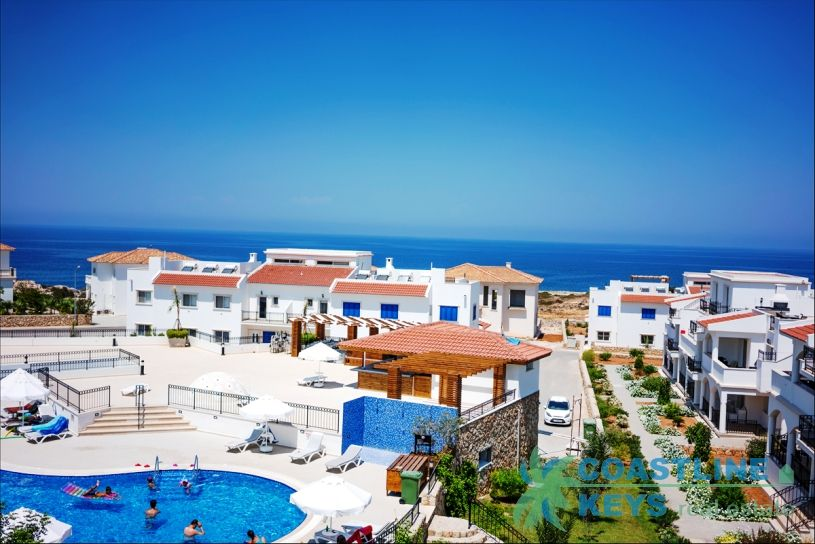 New residence near the sea in Esentepe, Girne title=