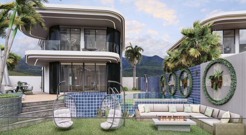 Villa with payment plan in Alanya title=